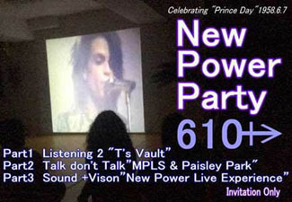 New Power Party 610